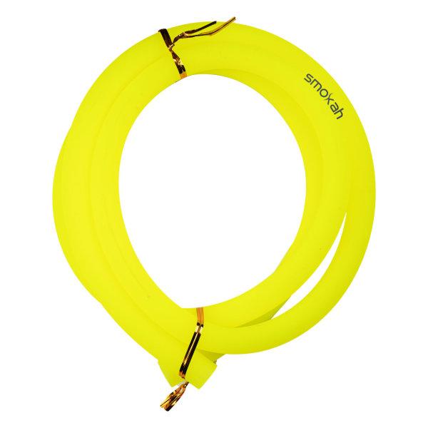Silikonschlauch Gelb