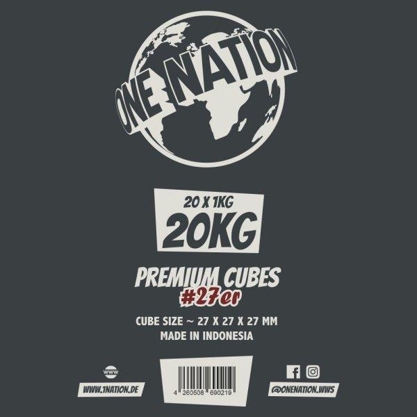 One Nation 27mm  20 Kg