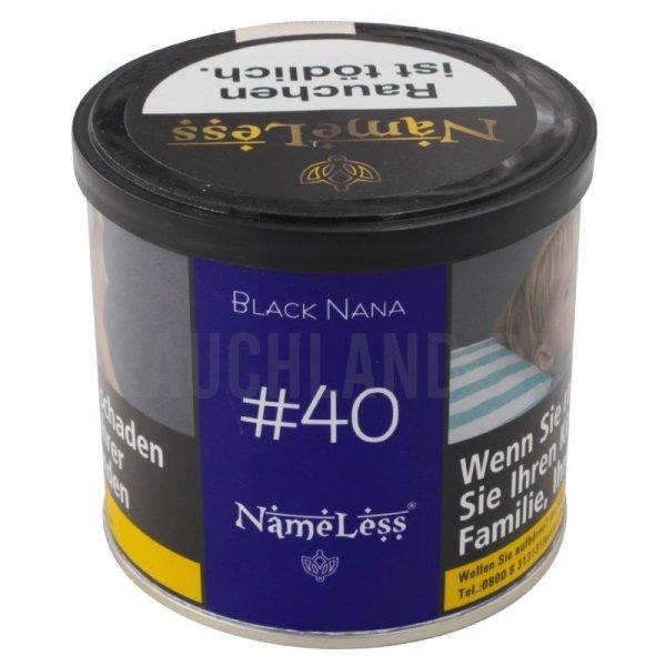 NameLess #40 Black Nana ohne shot