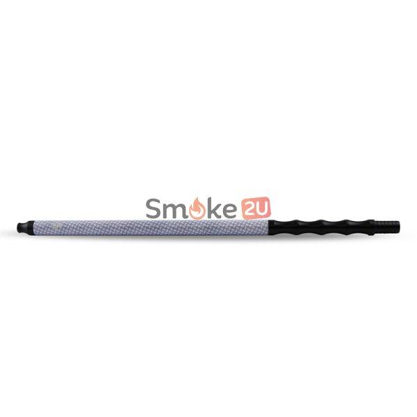 Smoke 2u Carbon Optik Silber