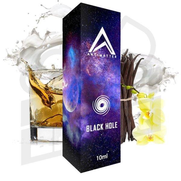 Antimatter Black Hole