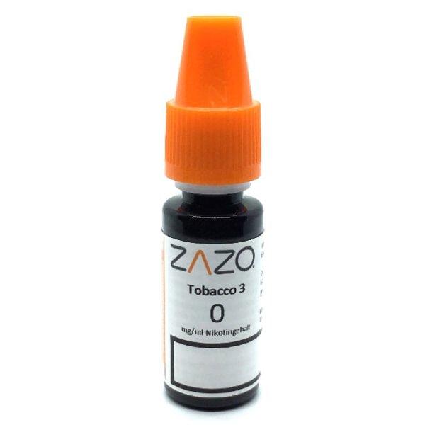 Zazo Tobacco 3 12mg Nikotin