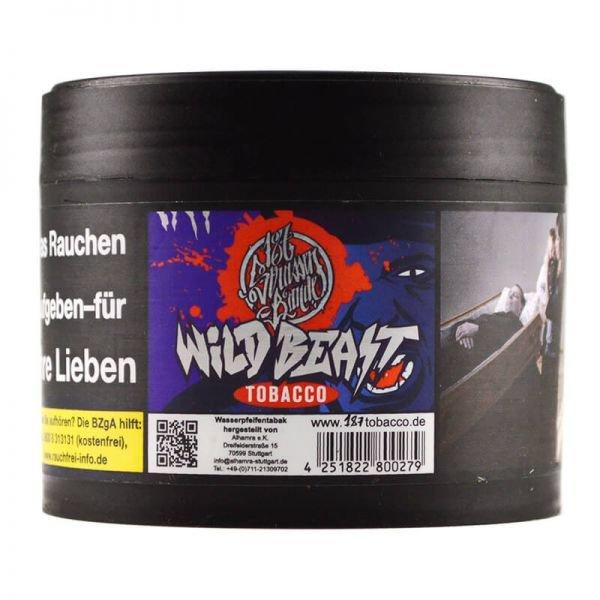 187 Tabak Wild Beast