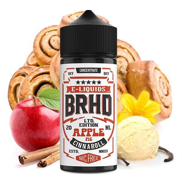 Barehead Apple Pie Cinnaroll Aroma 20 ml