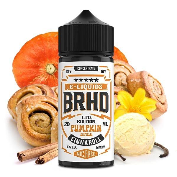 Barehead Pumpkin Spice Cinnaroll Aroma 20 ml