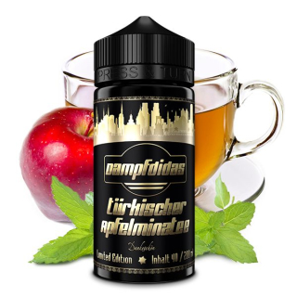Dampfdidas Apfelminztee Aroma 40ml - Limited Edition