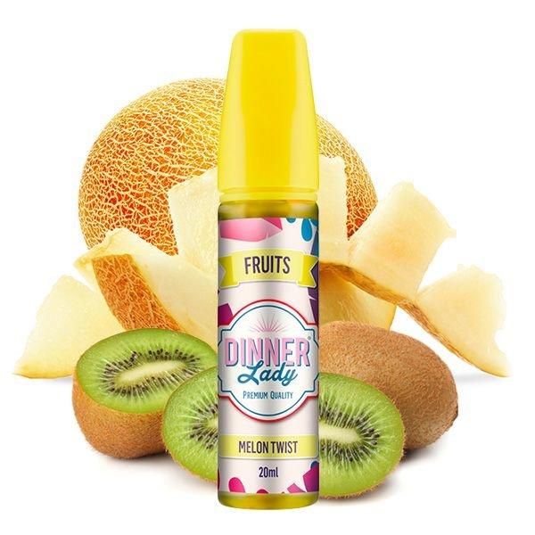 Dinner Lady Fruits Melon Twist Aroma 20ml