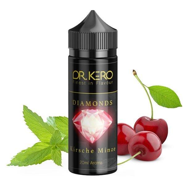 Dr. Kero Diamonds Kirsche Minze Aroma 20ml