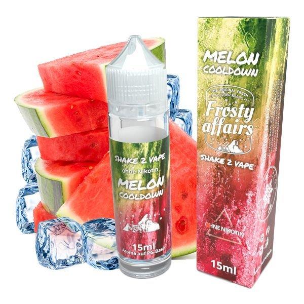 Frosty Affairs Melon Cooldown Aroma 15ml