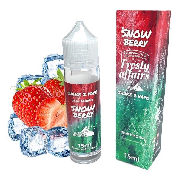 Frosty Affairs Snowberry Aroma 15ml