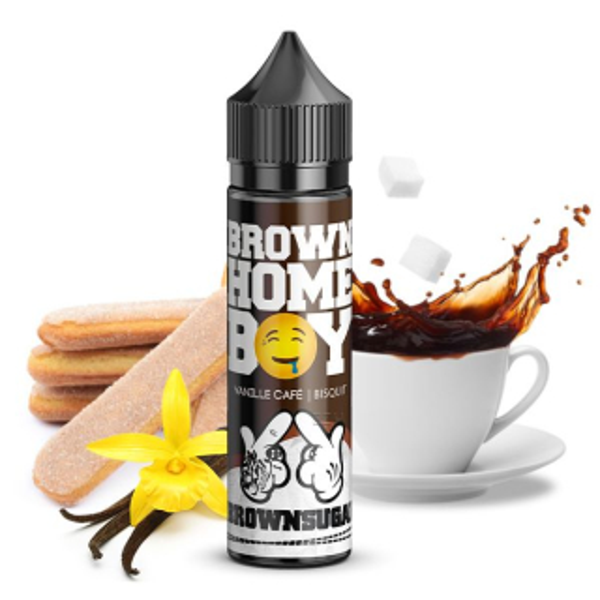 GangGang Brownsugar Brown Homeboy Aroma 20ml