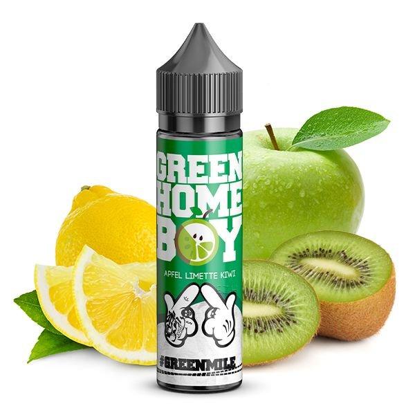 GangGang GreenMile Green Homeboy Aroma 20ml