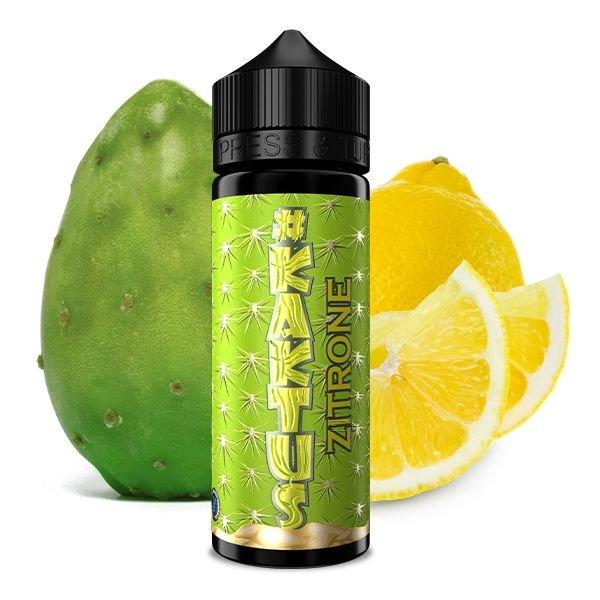Hashtag Kaktus Zitrone Aroma 20ml
