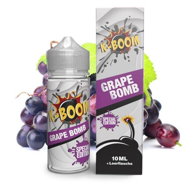 K-Boom Grape Bomb 2020 Aroma 10ml