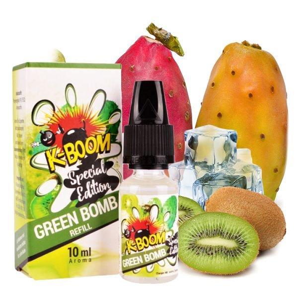 K-Boom Green Bomb Refill Aroma 10ml