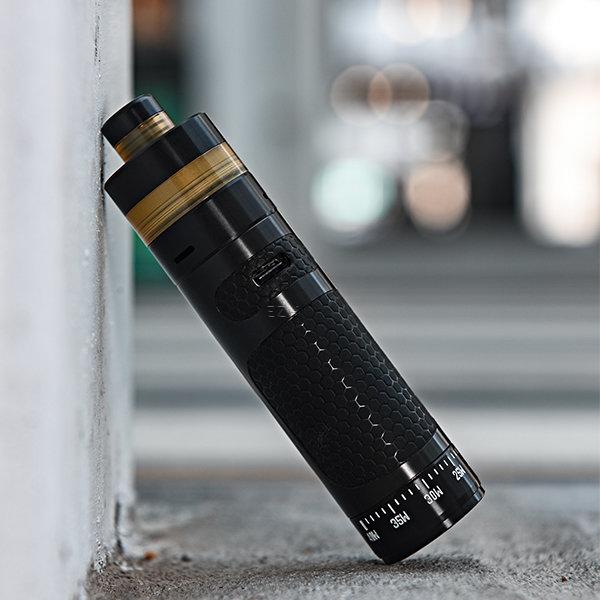 Aspire SteelTech Kit schwarz-dic