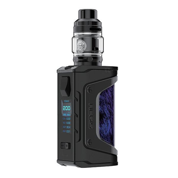 Geekvape Aegis Legend / Z Subohm Kit black-blue