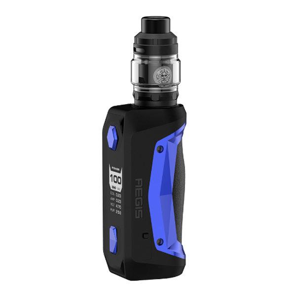 Geekvape Aegis Solo / Z Subohm Kit blau
