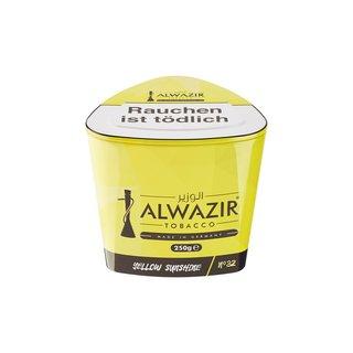 Al Wazir Tobacco No.32 Yellowsunshine