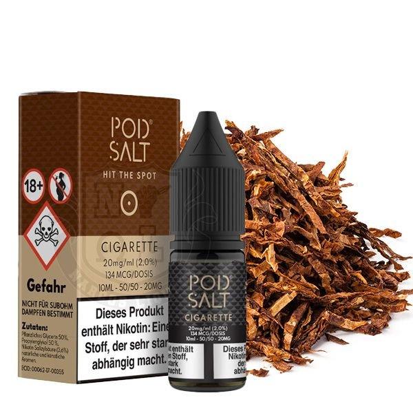 Pod Salt Cigarette Nikotinsalz Liquid 10 ml 20mg
