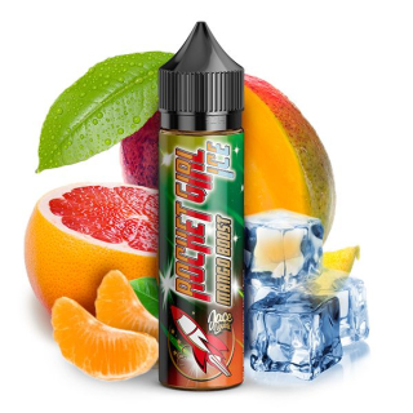 Rocket Girl By Jace Liquids Mango Bosst on Ice Aroma 15ml