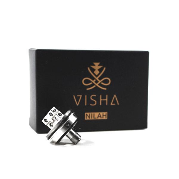 Visha Nilah E-Wasserpfeife RBA Kit