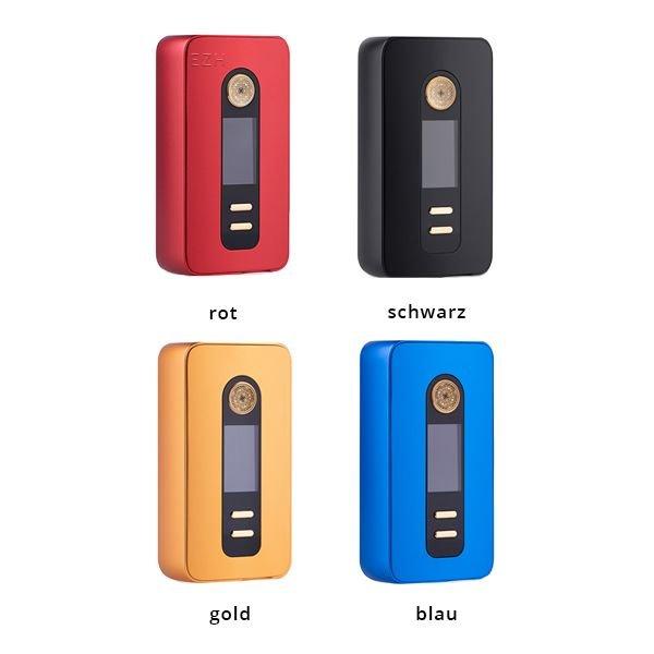 DotMod dotBox 220W Mod Akkuträger schwarz