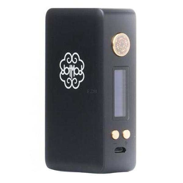 DotMod dotBox75 Mod Akkuträger schwarz