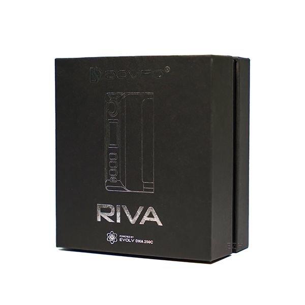 Dovpo Riva DNA 250C Mod Akkuträger black-birdy-black