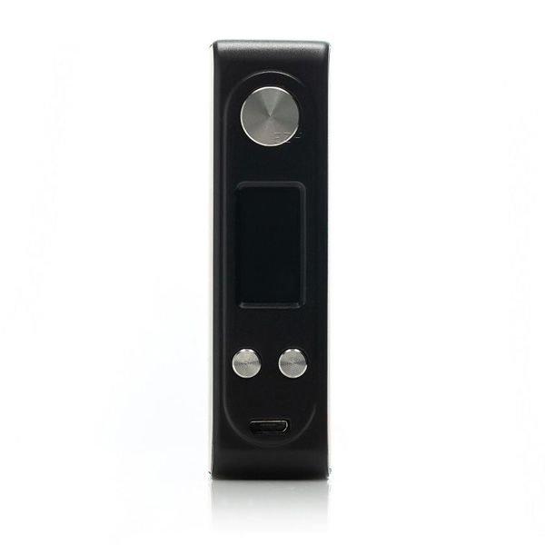 Famovape Magma Box Mod Akkuträger black-frame-gray-fabric