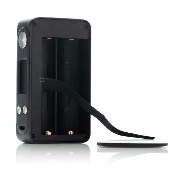 Famovape Magma Box Mod Akkuträger black-frame-lava
