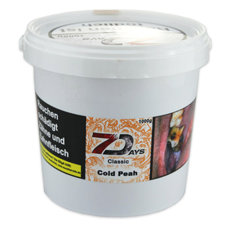 7 Days Classic Cold Peah 1KG