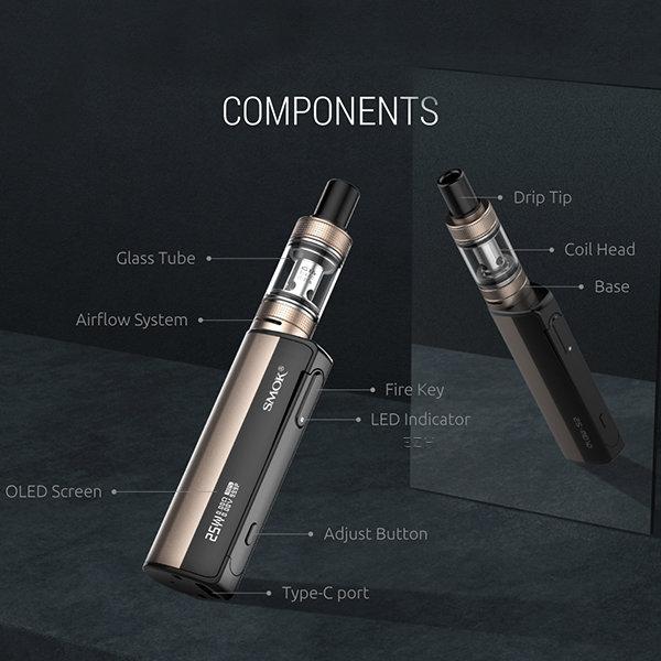 Smok Gram-25 Kit black