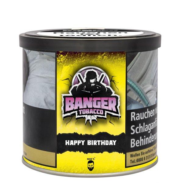 Banger Happy Birthday