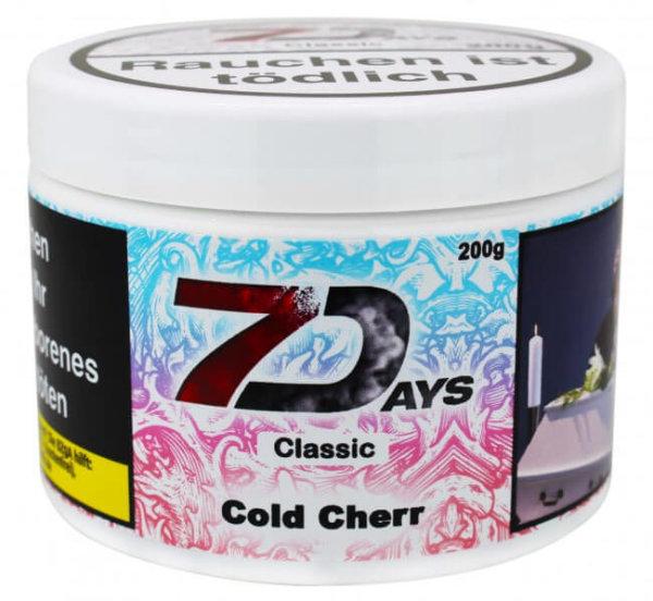 7 Days Classic Cold Cherr