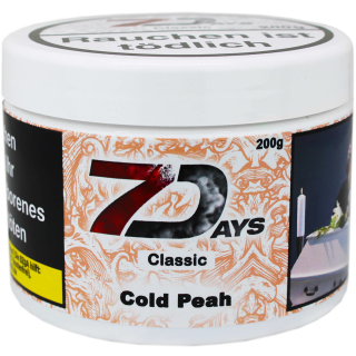 7 Days Classic Cold Peah