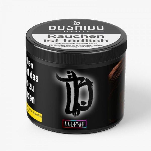 Bushido Aaliyah + Shot