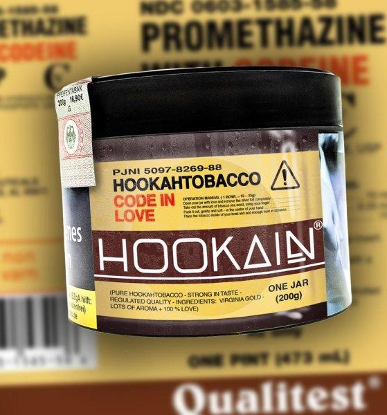 Hookain Code In Love