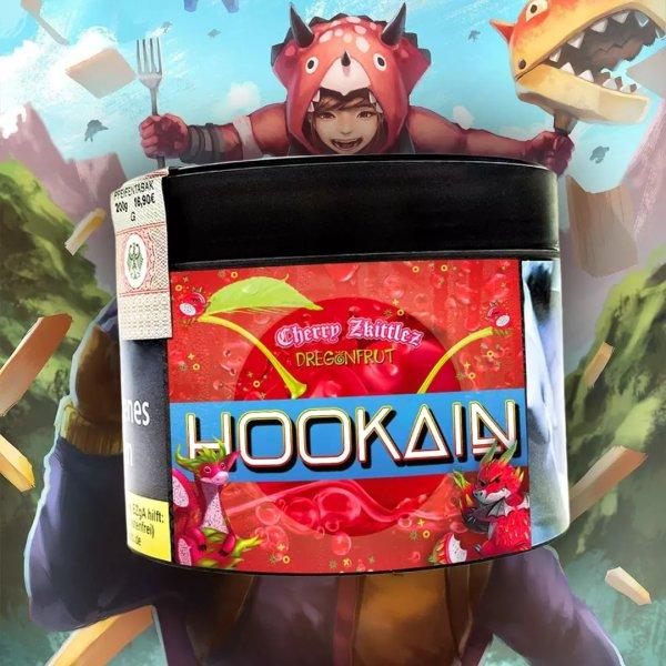 Hookain Ch3rry Zkittlez