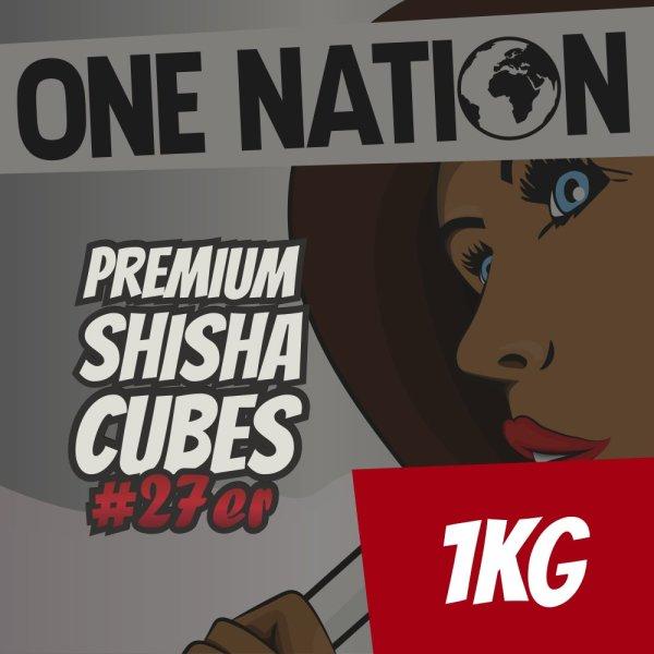 One Nation 27mm 1 Kg