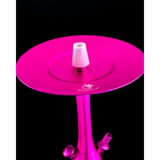 Dschinni Chucky Pink Clear Crystal